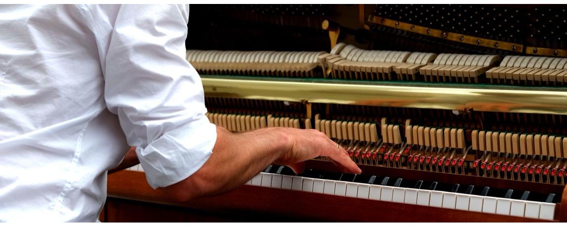 COMMENT BIEN CHOISIR SON PIANO QUAND ON DÉBUTE ?